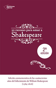 50 razones para amar a Shakespeare
