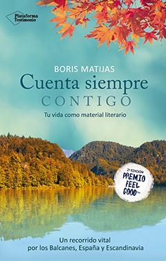 Boris Matijas gana la segunda edición del Premio Feel Good