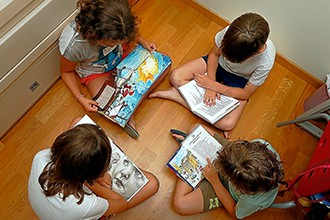 Tener una casa con 500 libros da tres años de ventaja escolar