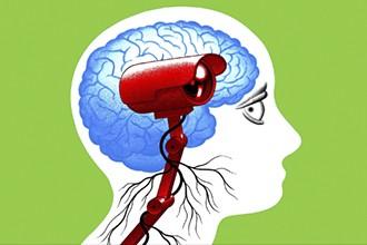 Lo que la vigilancia constante le hace a tu cerebro