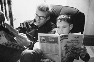 Sobre las consecuencias de crecer en una casa donde hay libros