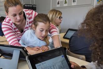 ¿Los métodos digitales en la educación de Finlandia impiden aprender?