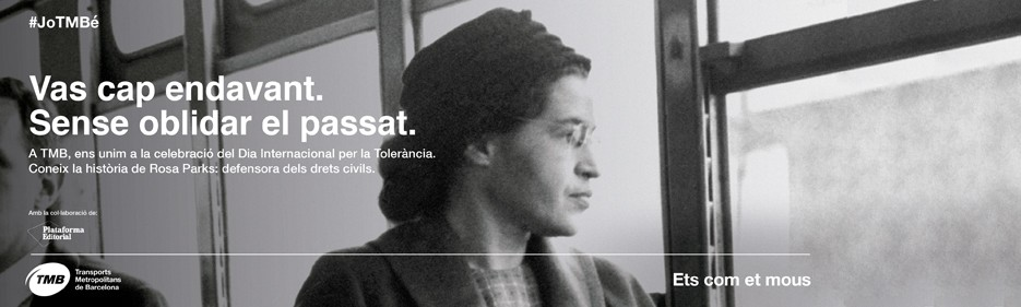 Rosa Parks TMB