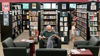 La inversión en bibliotecas es clave para el éxito y el bienestar futuros