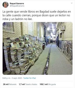 Libreros de Bagdad