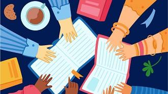 Clubes de lectura virtuales: el refugio de los 'devora libros' durante la pandemia