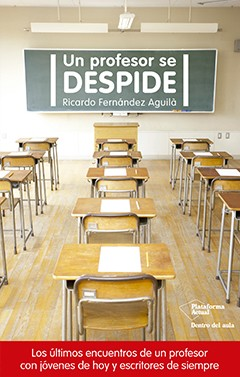 A teacher bids farewell