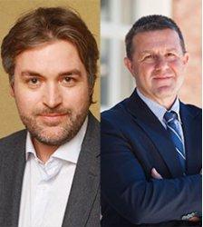 Josep M. Coll y Xavier Ferrás