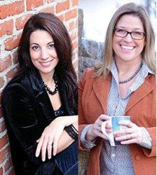 Leslie Schilling y Wendy Jo Peterson